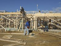 Dallas-Fort Worth is the country's busiest homebuilding market with almost 40,000 starts in the last year.