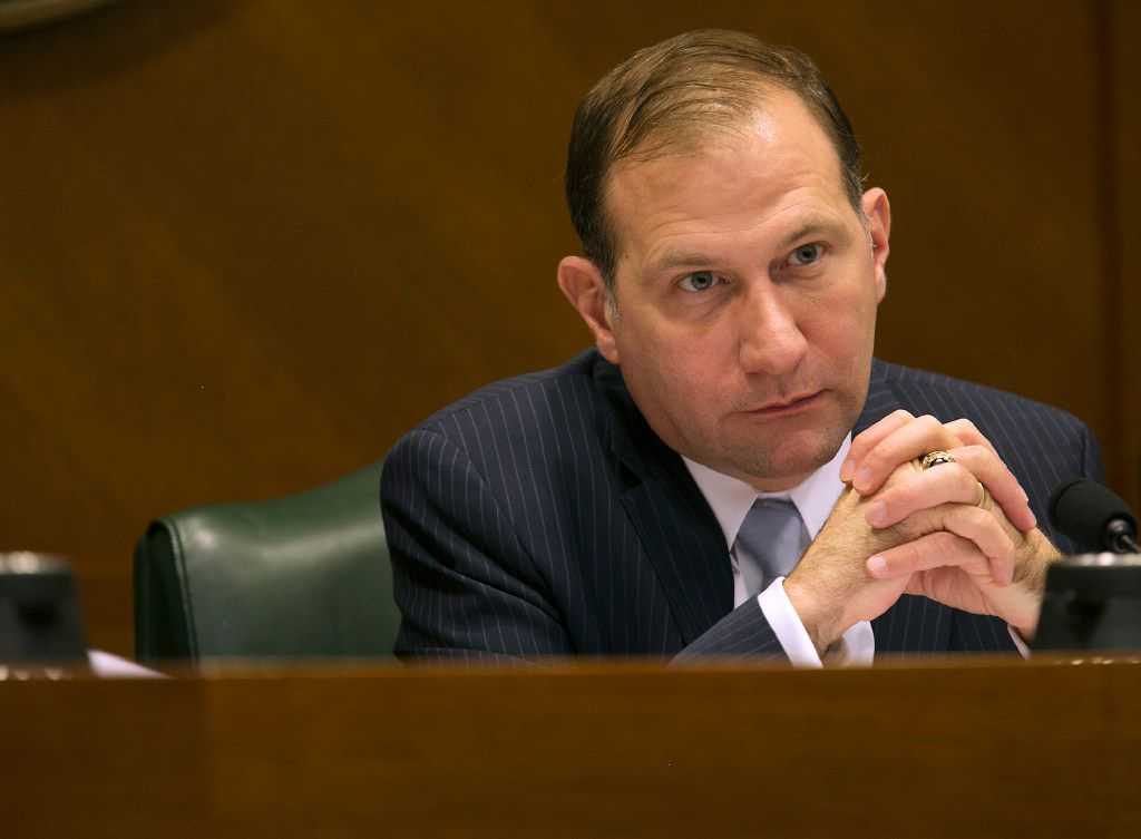 Sen. Charles Schwertner, R-Georgetown (File/The Associated Press)