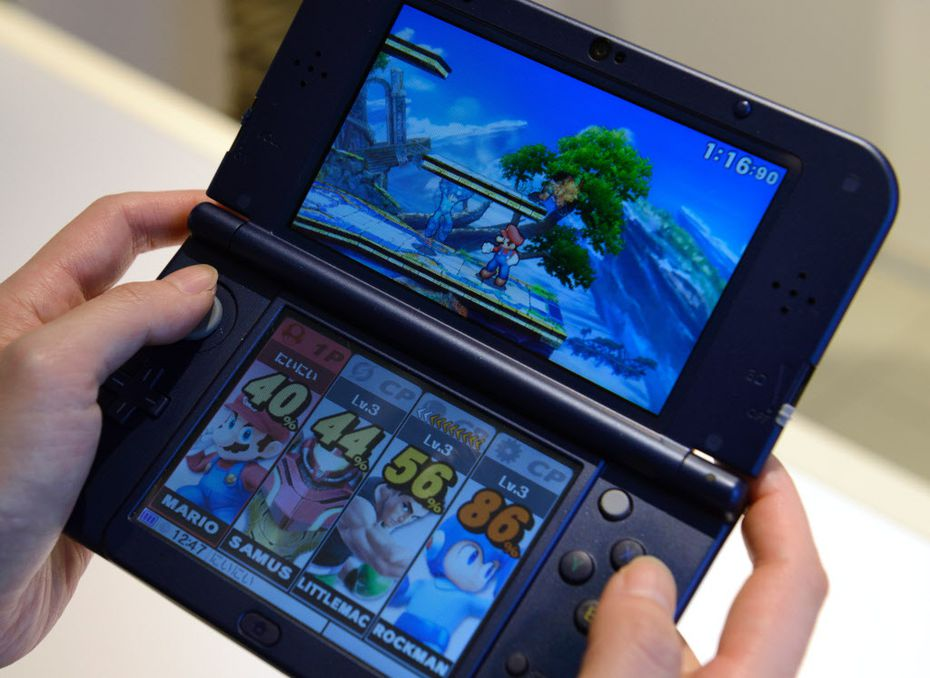 Don't expect to start playing Super Smash Bros. on your Galaxy S5 any time soon.