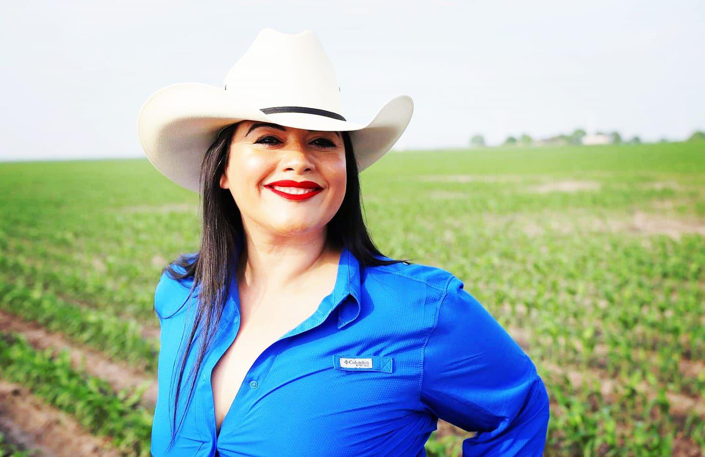 State Senate District 27 Republican nominee Vanessa Tijerina.
