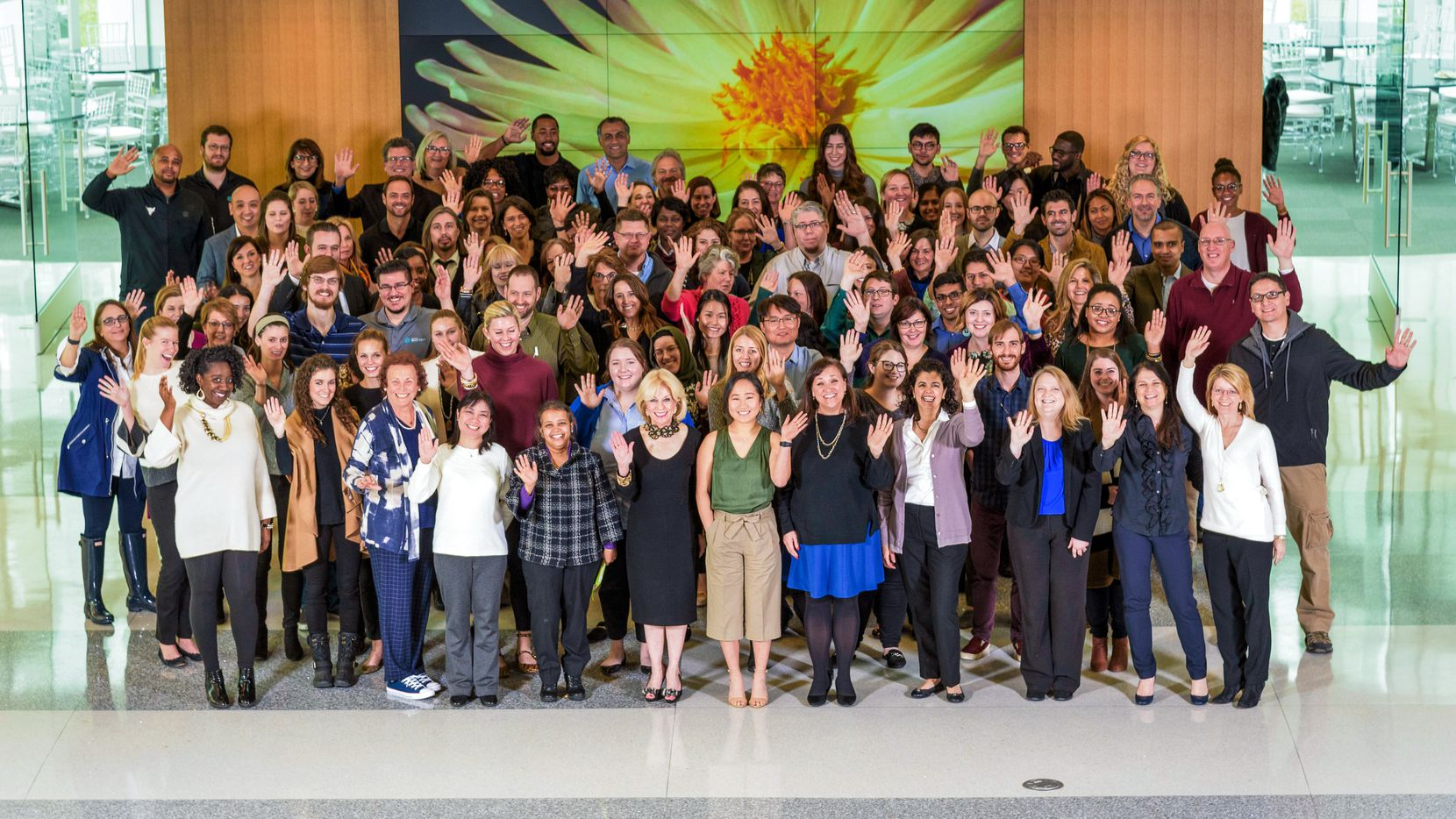 The staff at the Center for BrainHealth, including The BrainHealth Project's leadership, clinicians and researchers.