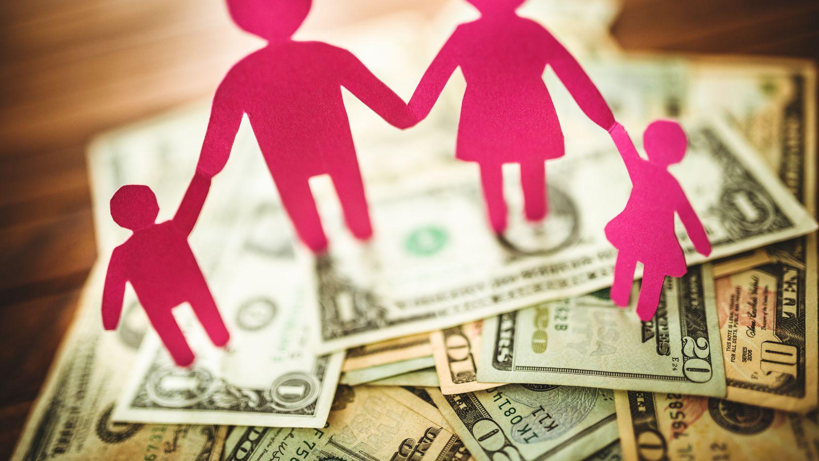 Las familias que declaran con ITIN y tienen dependientes con número de seguro social comenzaron a recibir los $1,400 del pago del tercer estímulo económico a finales de abril.