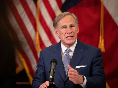Gov. Greg Abbott on Friday named a strike force to prepare for re-opening the Texas economy and lifted some restrictions he'd imposed because of the novel coronavirus, though he warned now's not the time to ease up on social distancing.