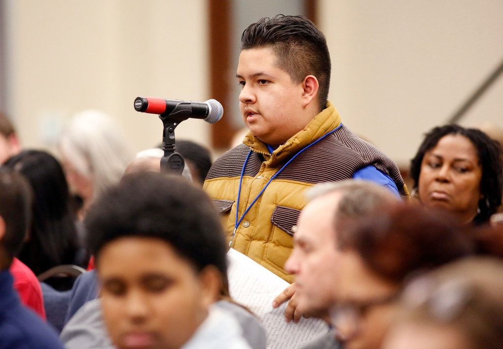 Dallas ISD indefinitely pulled a plan to limit public comment at board meetings.