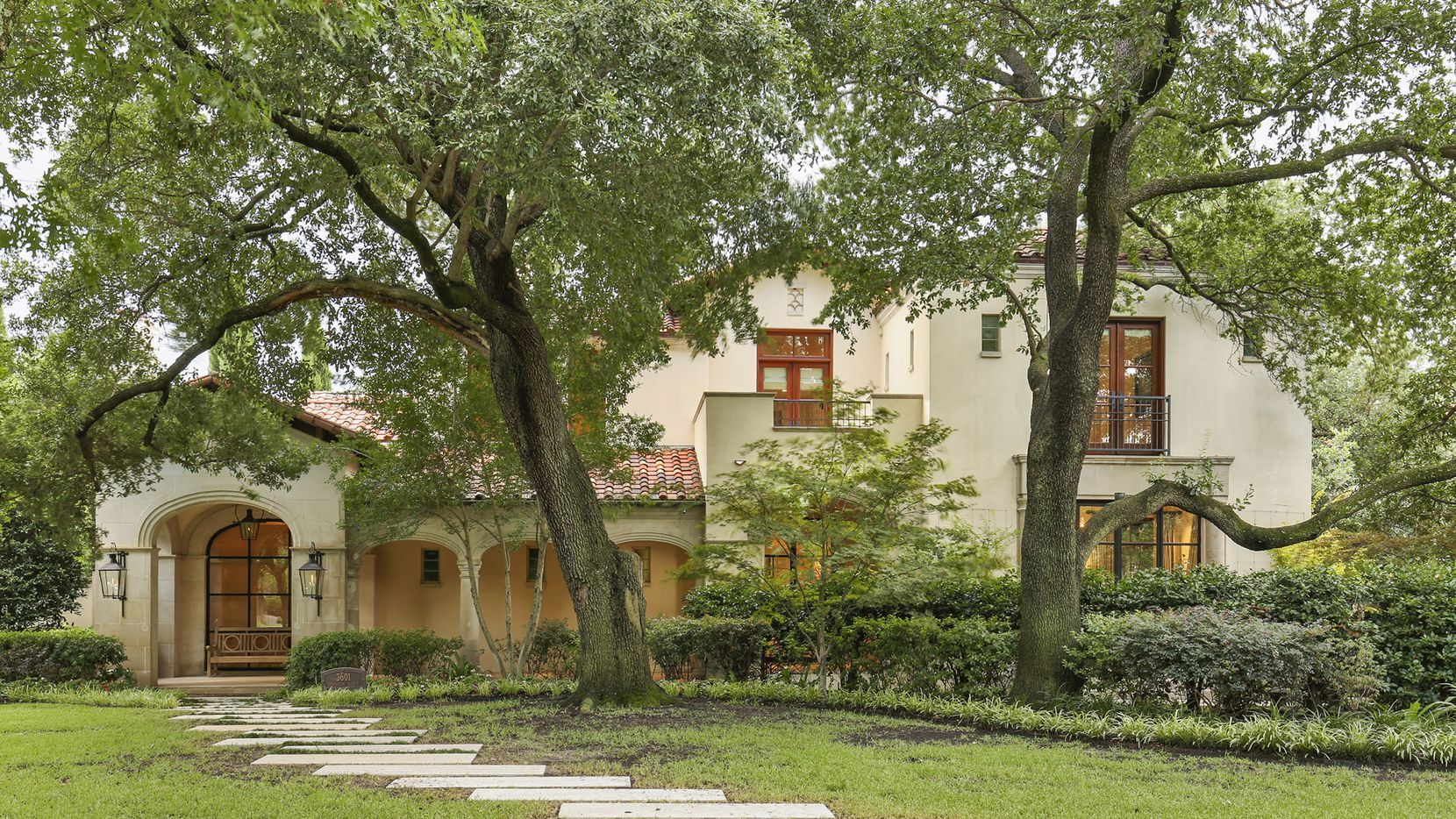 The half-acre estate at 3601 Lexington Ave. was sold by Allie Beth Allman & Associates.