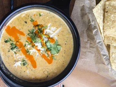 Torchy's Tacos' famous queso is now available at Whole Foods.