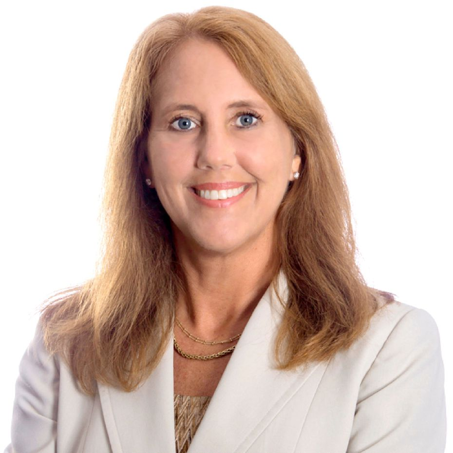 Holly Reed of Texas Central Partners, developers hoping to build and operate a high-speed train between Dallas and Houston