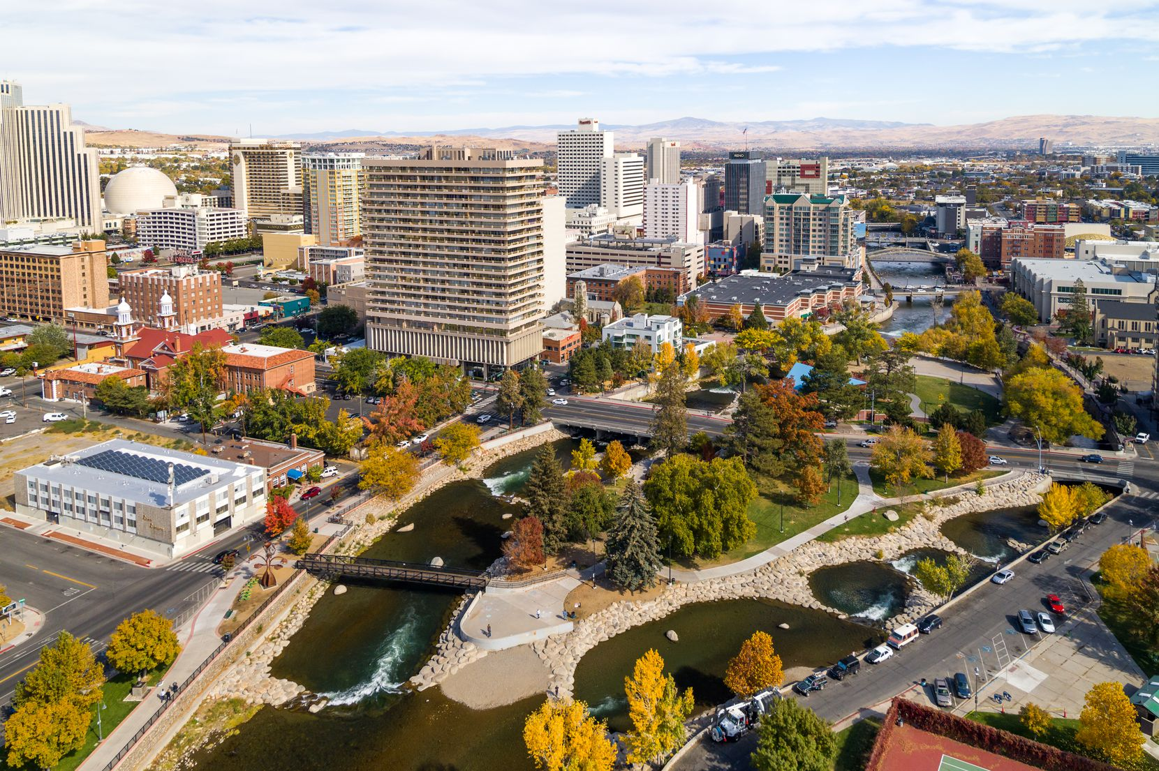 From a number of culinary experiences to exciting resort casinos, the vibrant city of Reno has much to explore.