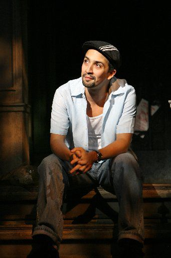 Lin-Manuel Miranda starred as Usnavi in the Broadway production of his first musical, In the Heights. Like the title character Miranda would play in his game-changing hit Hamilton, Usnavi is an immigrant from a Caribbean island.