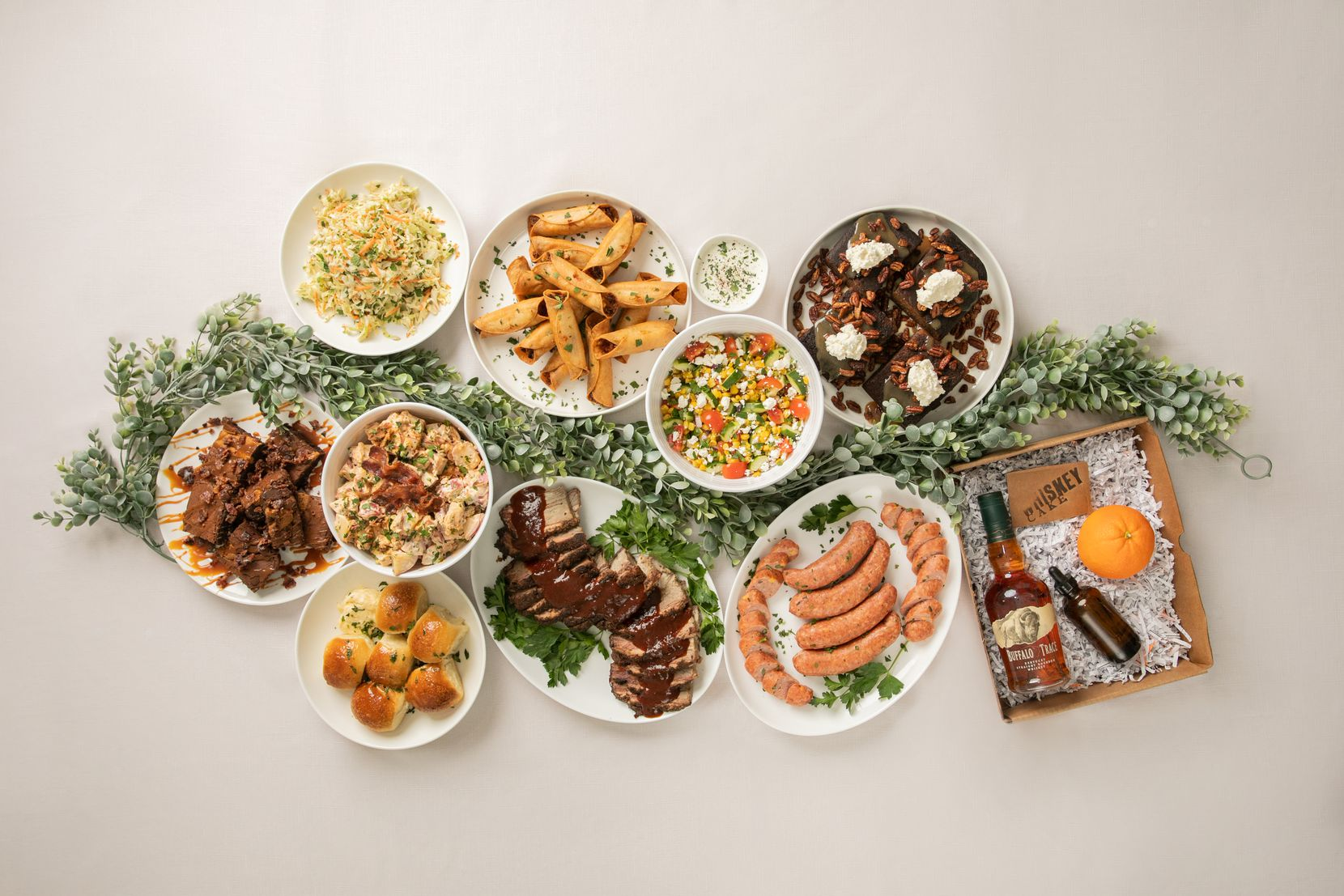 Vestals Catering offerings a ready-to-reheat meal for four to six people for the Father's Day holiday.
