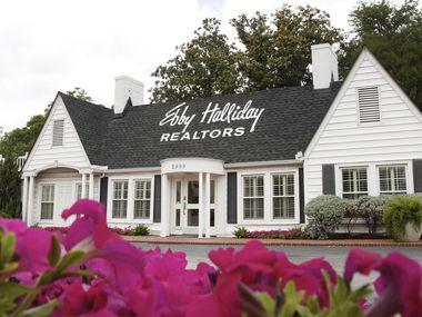 Ebby Halliday Realtors was started in 1945 in Dallas.