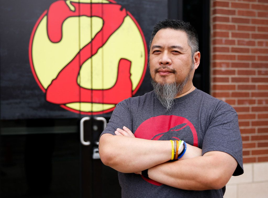 Khanh Nguyen, owner of Zalat Pizza, calls his coworkers 'pizza zealots,' noting that they're 'fanatical about what they do.'