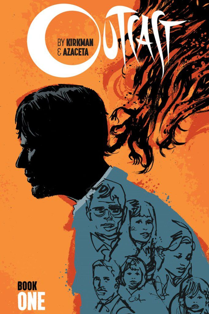 """Outcast: Book One,"" by  Robert Kirkman and Paul Azaceta"