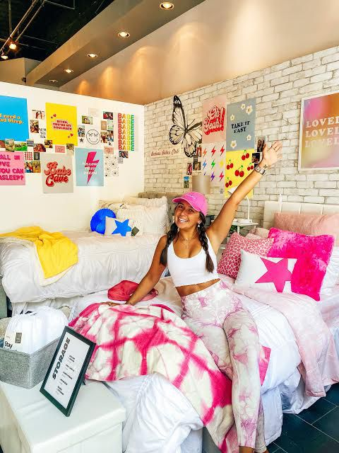 Dallas-based influencer Jaycie Adamson is one of several influencers to partner with the pop-up.