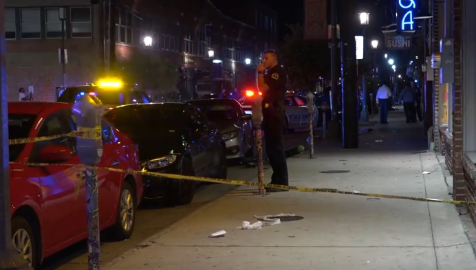 A 15-year-old was fatally injured and four other people were wounded in a Deep Ellum shooting Aug. 28.