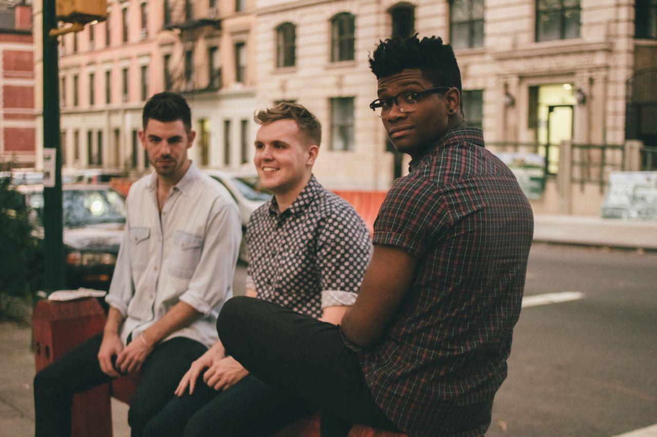 Thirdstory, from left: Ben Lusher, Richard Saunders and Elliott Skinner