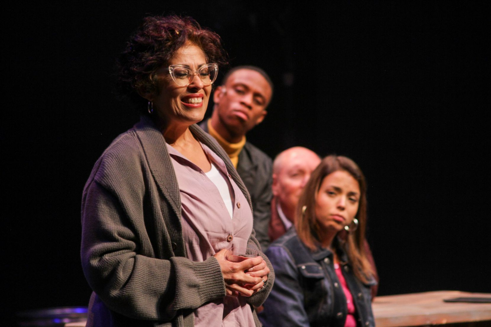 """Shows coming to the ATTPAC include Dallas Theater Center's """"Tiny Beautiful Things"""" through Oct. 16, at the Wyly Theatre."""