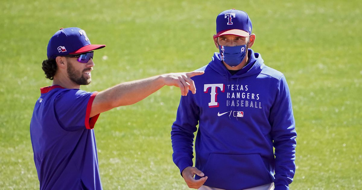 Sports hope springs eternal in March. Then, there's the Texas Rangers.