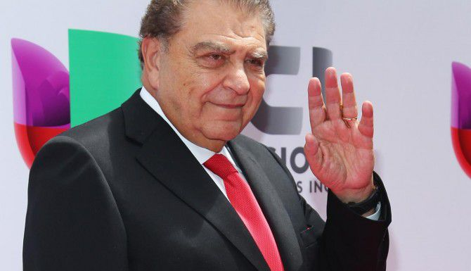 Don Francisco (GETTY IMAGES/ASTRID STAWIARZ)