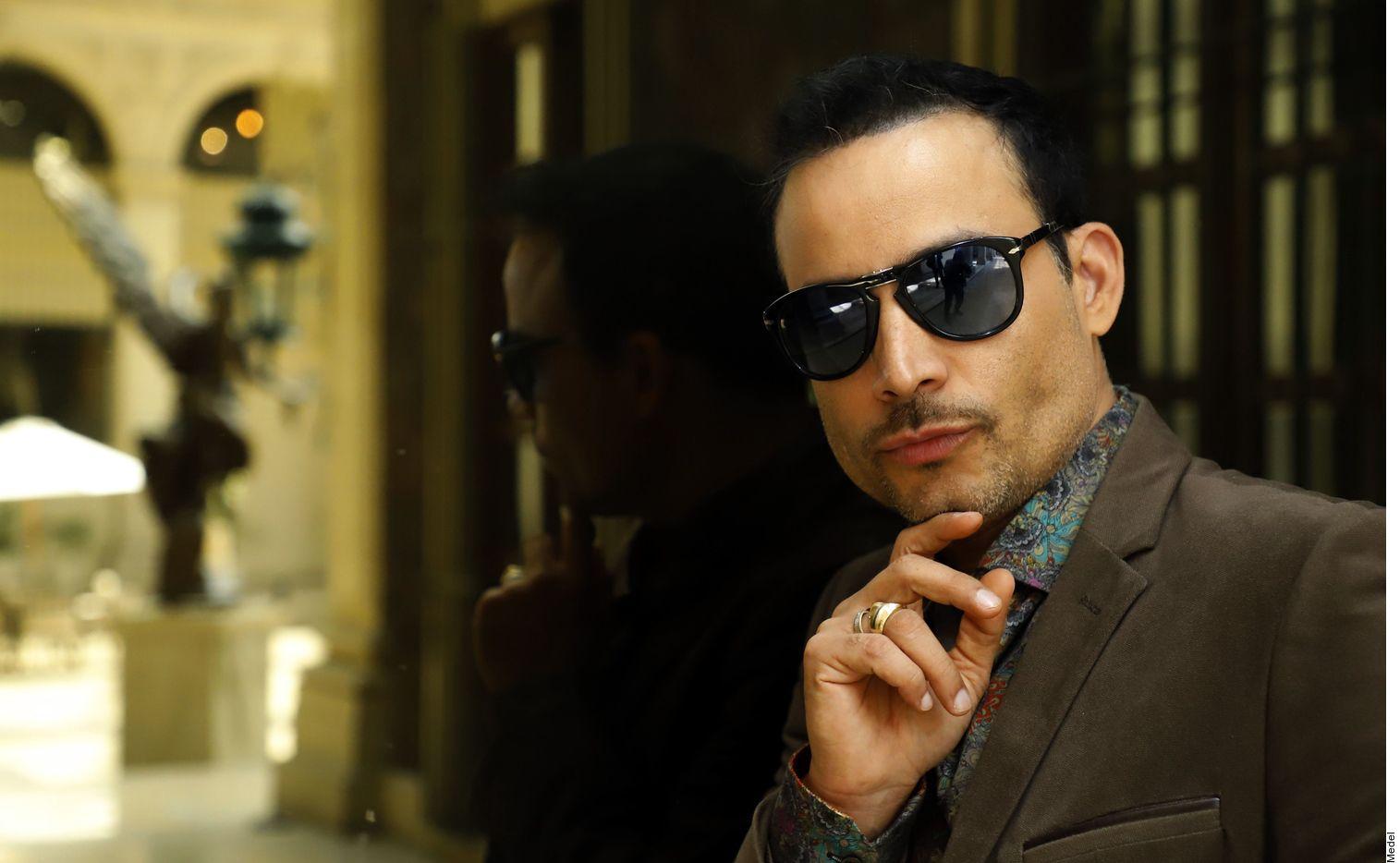 """En su nuevo disco, el cual planea lanzar a finales de mayo o principios de junio, el cantautor sinaloense Germán Montero incluirá la melodía """"Culpable o no"""". AGENCIA REFORMA"""