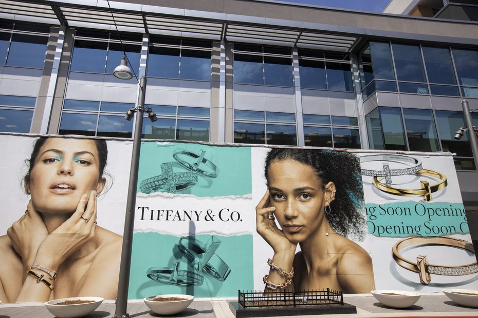 Tiffany & Co., Louis Vuitton, Chanel Beauty and Tory Burch are opening soon.