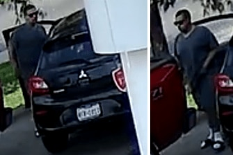 Dallas police are seeking the public's help in identifying a car burglary suspect.