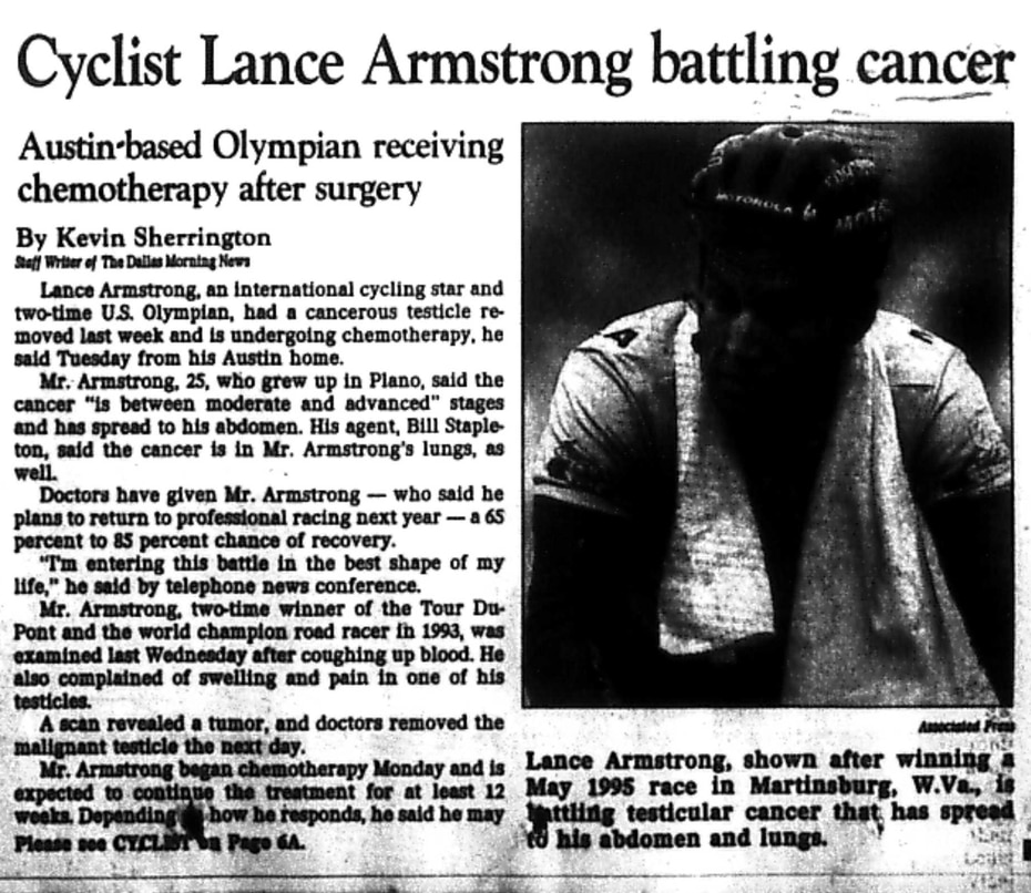 Oct. 9, 1996 article