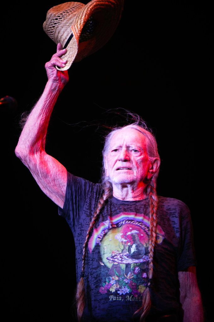 Willie Nelson, the 84-year-old Texas music legend, still has plenty of ammo left after all.