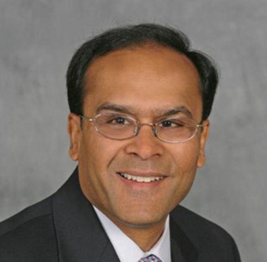 Vipin Garg, CEO of Neo Therapeutics.