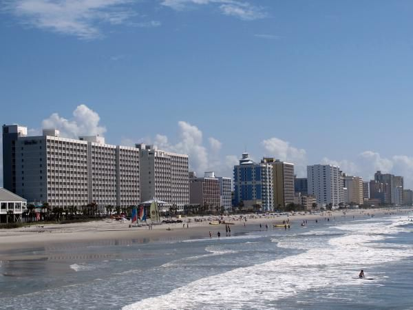 Myrtle Beach, S.C., is one of the beach destinations being added by Delta.