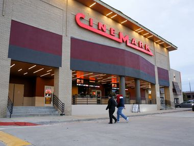 Cinemark closed its movie theaters across the U.S. on March 18 in the wake of social distancing and lockdown orders.