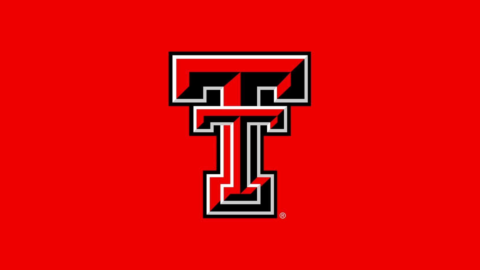 Texas Tech Red Raiders logo.