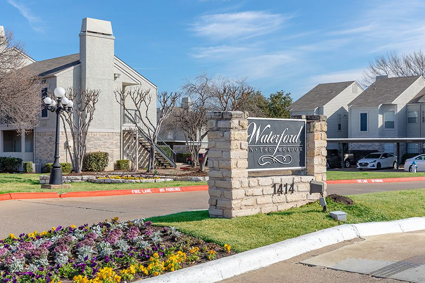 Conti Organization bought the Waterford on the Meadow apartments in Plano.