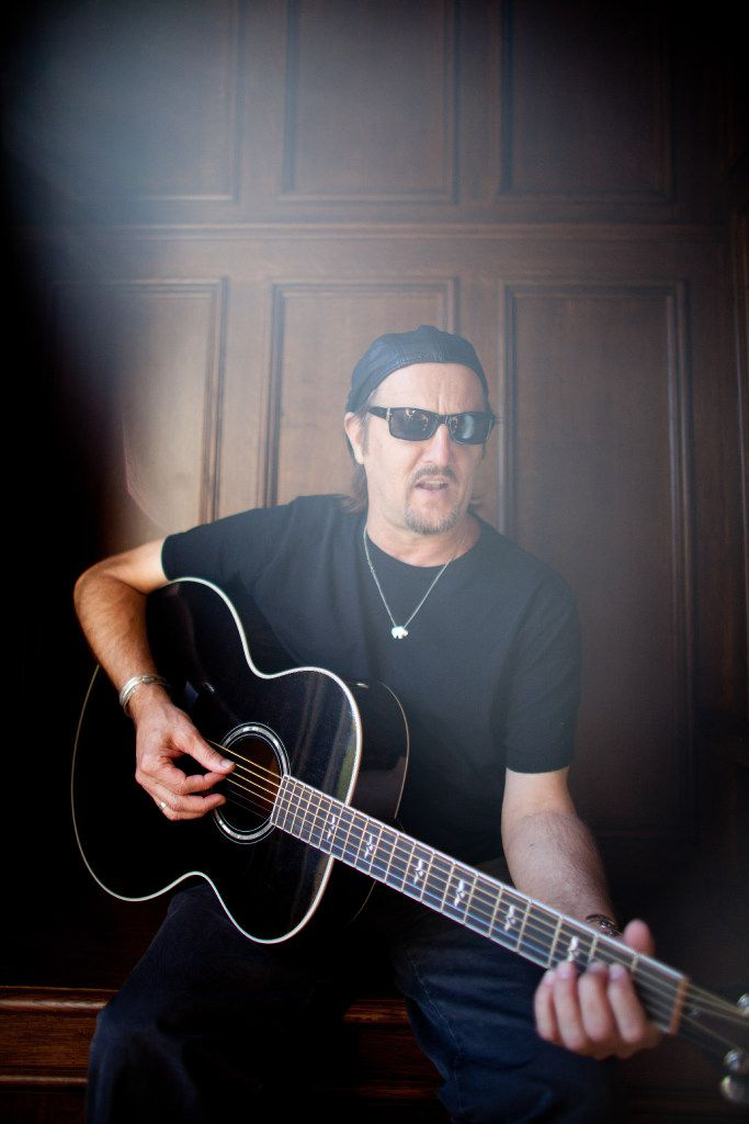 This portrait of Jimmy LaFave was taken by Special Contributor Allison V. Smith.