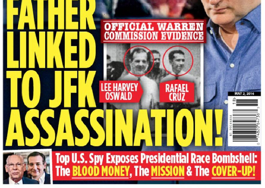 Michael Cohen book debunks Trump denial of role in tabloid smear linking Ted Cruz's dad to JFK assassin