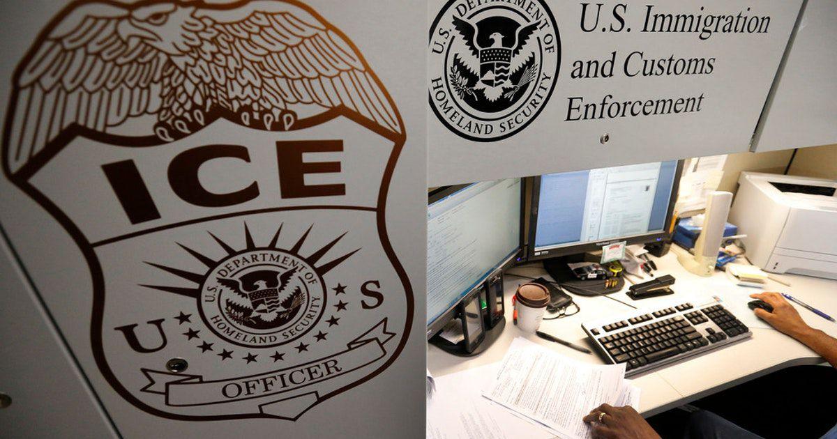 ICE construyó una base de datos de inmigrantes con ayuda de la policía local.