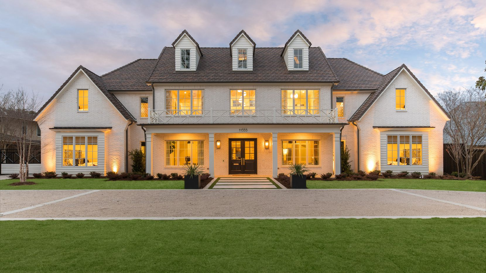 Take a look at the home at 11555 W. Ricks Circle in Dallas.