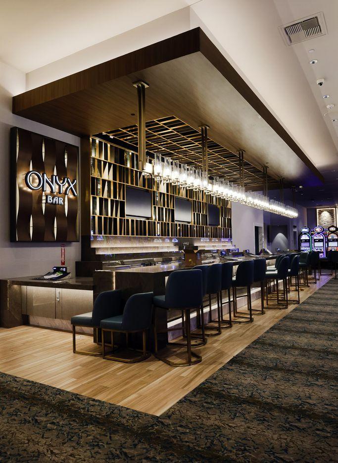 The Onyx bar.