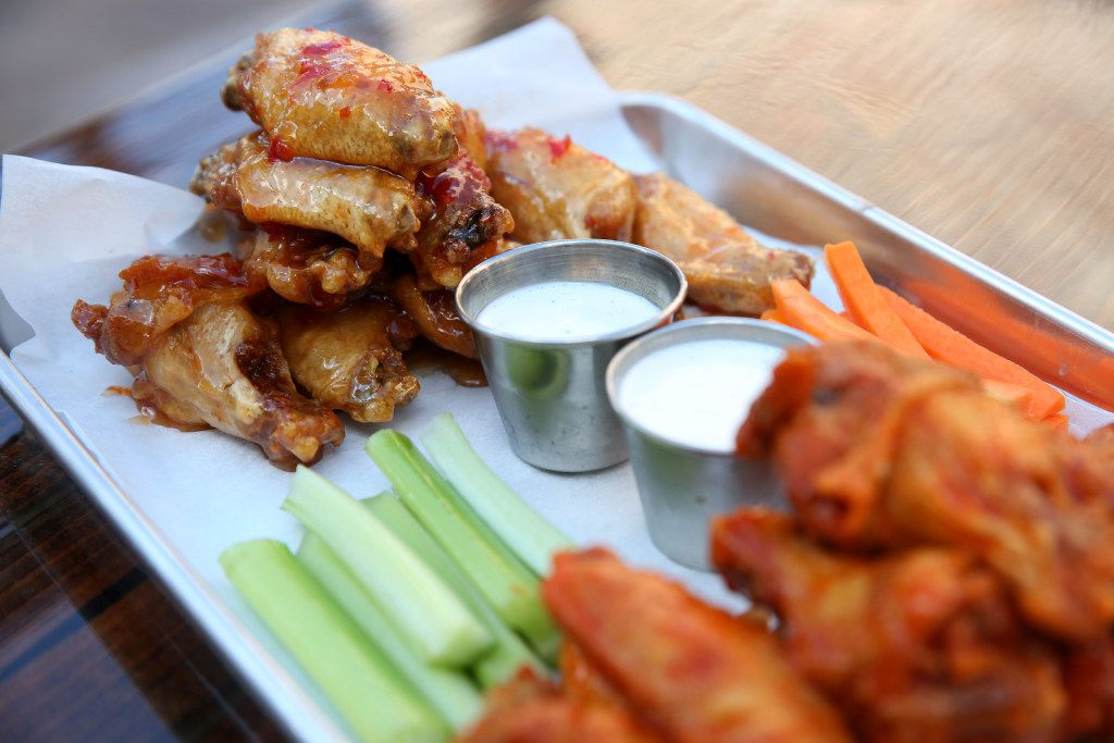 National Chicken Wing Day falls on July 29.