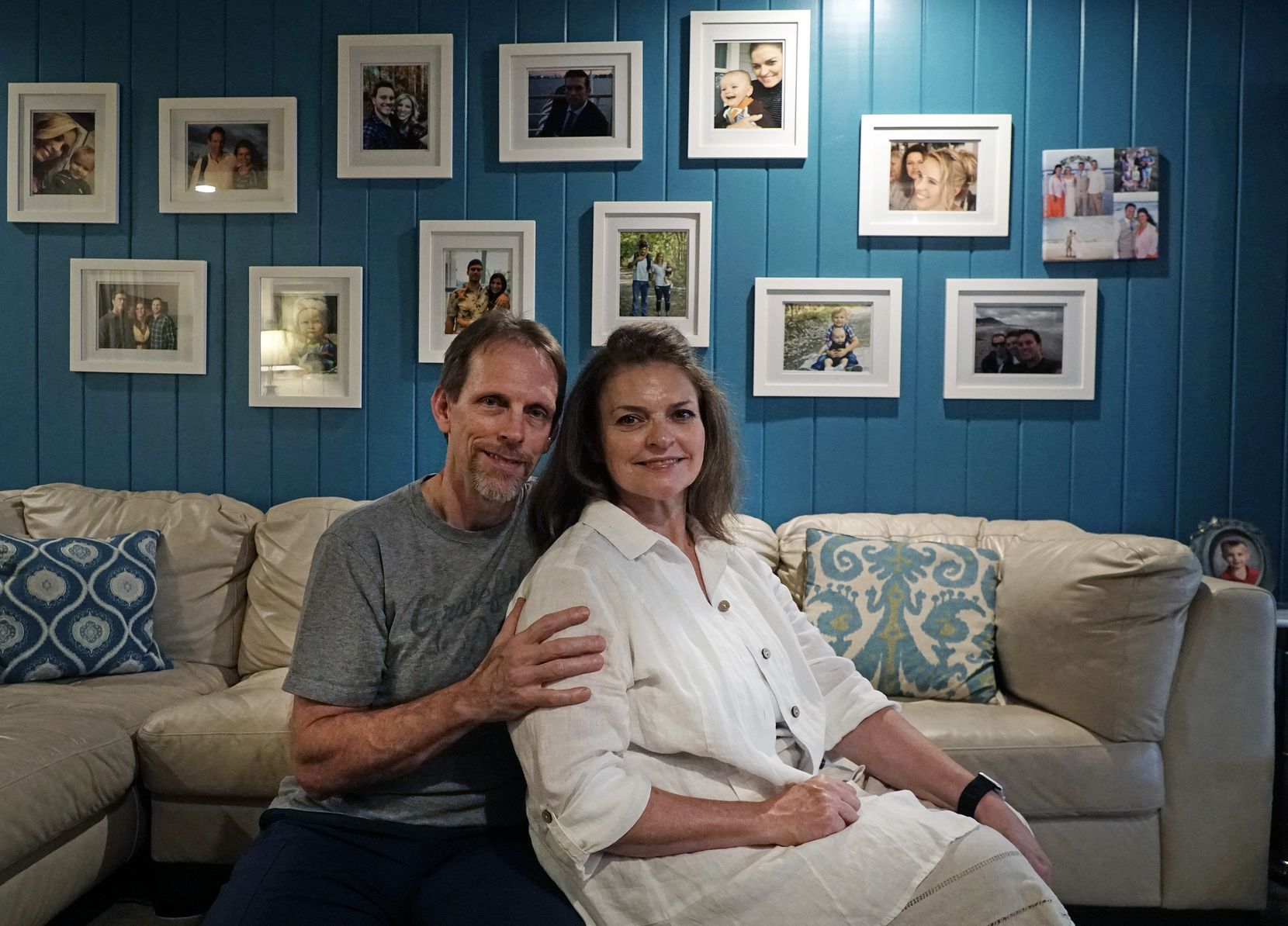 For Roger and Grace Weir of Irving, flight benefits from her job at Southwest Airlines come in handy for visiting their grandson in North Carolina. They also have two grandkids nearby them and one on the way in Hawaii.