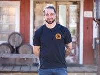 On season 2 of 'BBQ Brawl' on the Food Network, Roanoke resident Brendan Lamb will share his central Texas barbecue point of view with celebrities and chefs including Bobby Flay, Michael Symon, Brooke Williamson and Eddie Jackson.