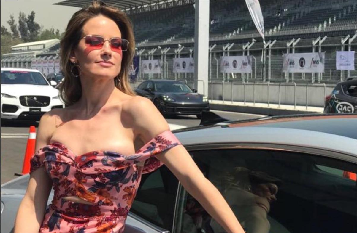 """Altair Jarabo disfrutó interpretar a una mujer fuerte y decidida en la telenovela """"Por Amar Sin Ley"""". INSTAGRAM"""