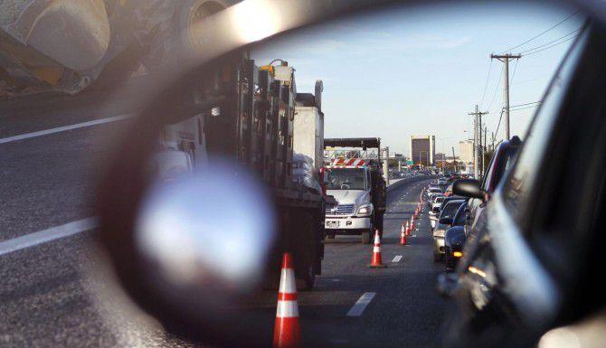 Legisladores texanos confían en conseguir fondos para expandir el LBJ Freeway (la Interestatal 635) en el área de Garland. (DMN/ARCHIVO)