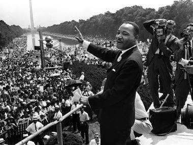 Monday's national holiday celebrates the life of the Rev. Martin Luther King Jr.