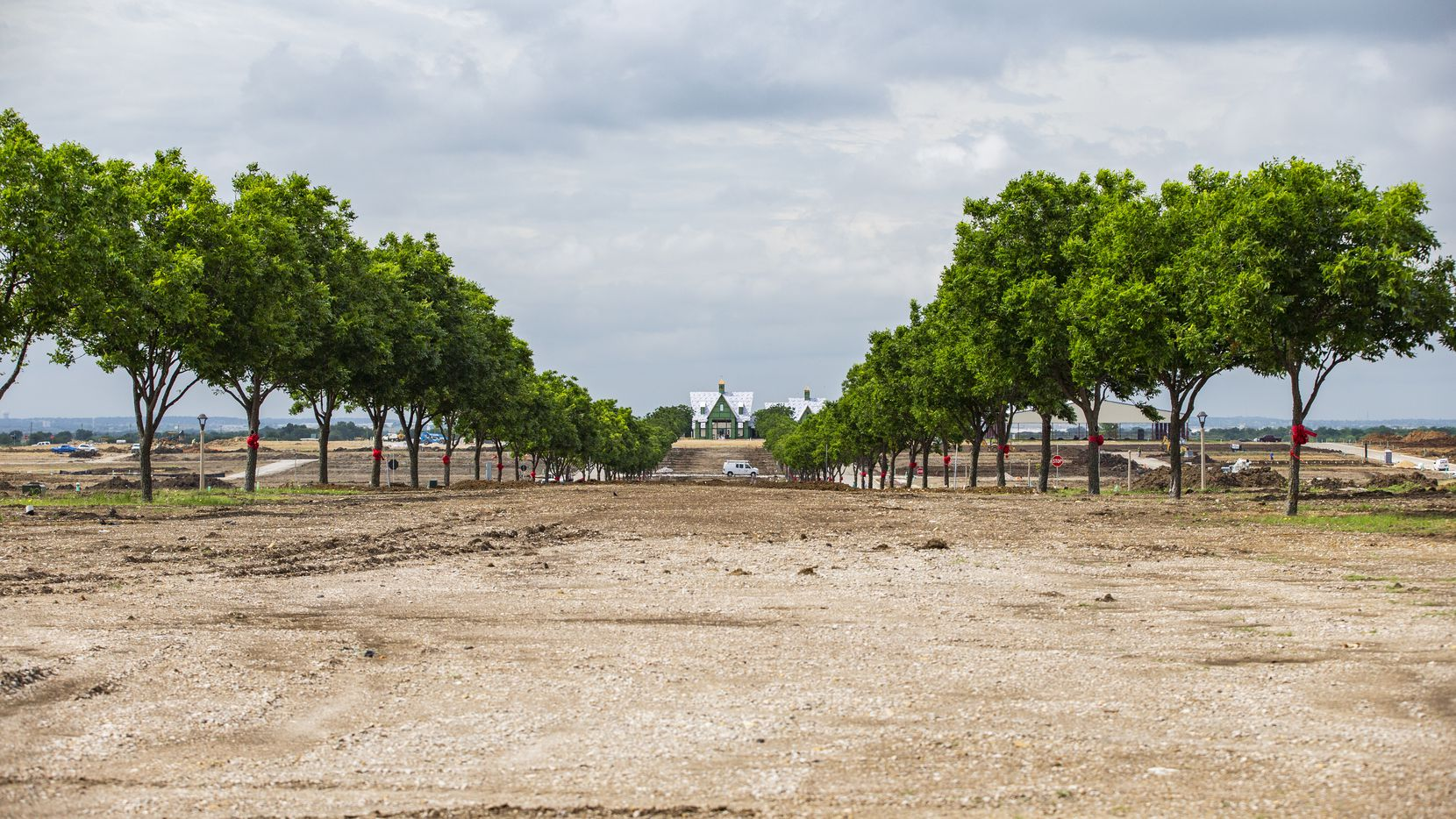 The  Pecan Square residential community in Northlake was one of the top local developments for home sales in 2020.
