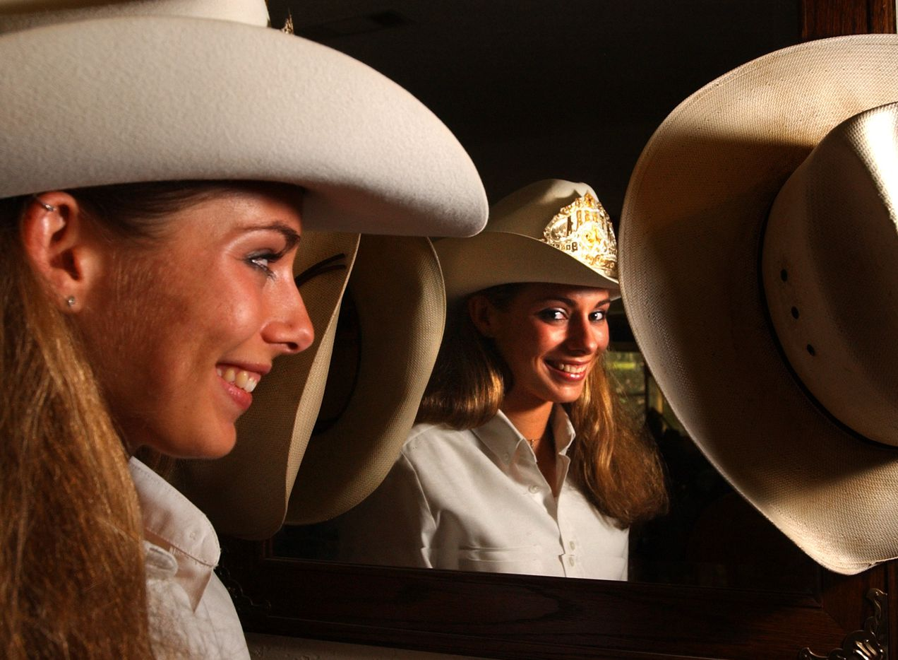 Eighteen-year-old Niki Campbell spent 2003 as the rodeo queen for the Texas High School Rodeo Association. She is a 2002 graduate of Flower Mound Marcus High School.