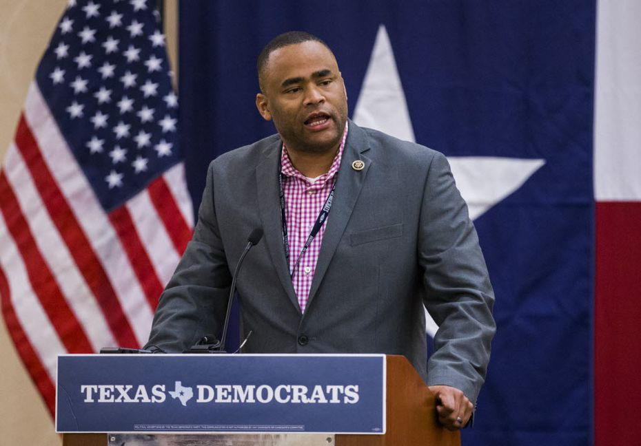 Rep. Marc Veasey, D-Fort Worth
