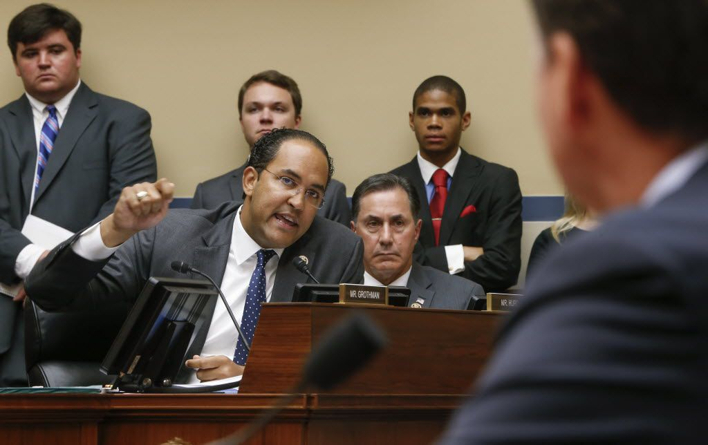 """Rep. Will Hurd, R-Texas,  has been chosen as part of a congressional task force that will examine how to improve relations between police departments and the public. """"It's time for our communities to unify and break down the barriers that cause distrust and lead to violence,"""" he said in a prepared statement."""