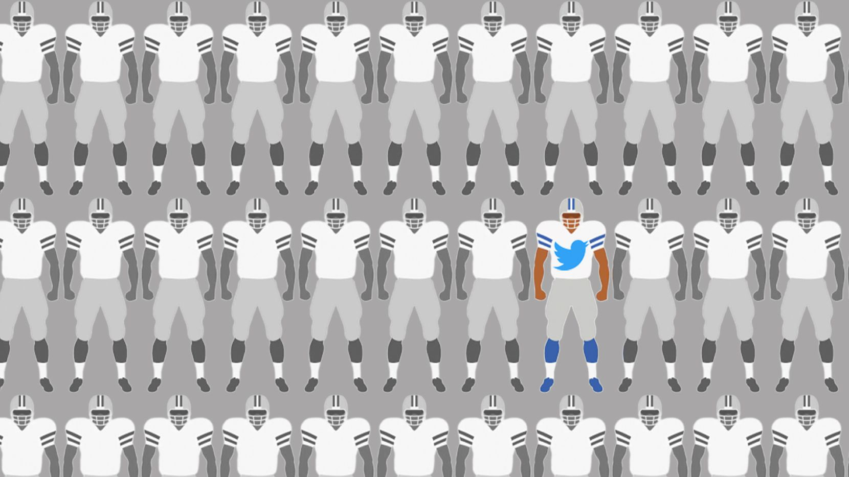 How can athletes stand out in a crowd of thousands? They're getting creative.