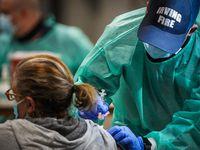 En los megacentros de vacunación de Texas se aplicarán diariamente miles de dosis de la vacuna contra covid-19. En Fair Park se vacunarán al menos 1,800 personas en un solo día.
